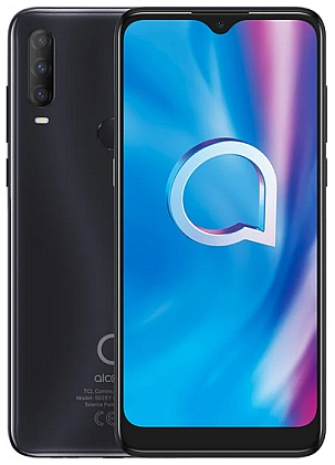 "Alcatel 1S 2020 (5028Y) Power Gray (dualSIM) 6,22"", 32GB/3GB"